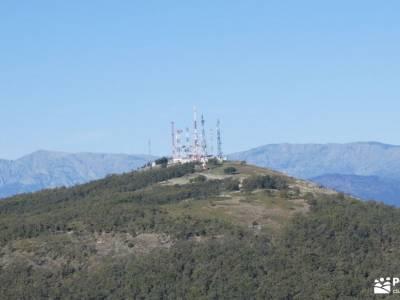 Real de San Vicente; los galayos gredos marcha en madrid clubs de montaña madrid grupo montaña madri